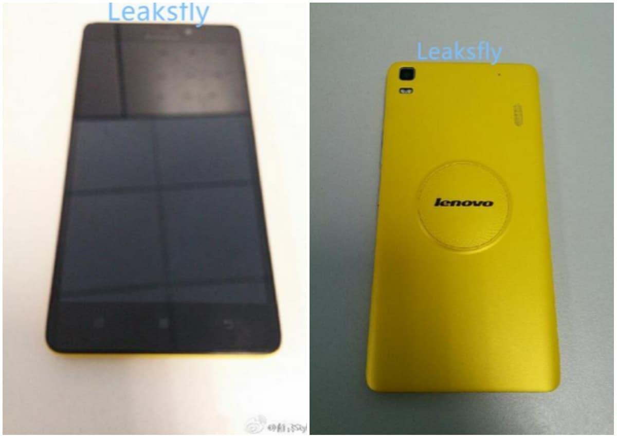 Lenovo K3 Note leak