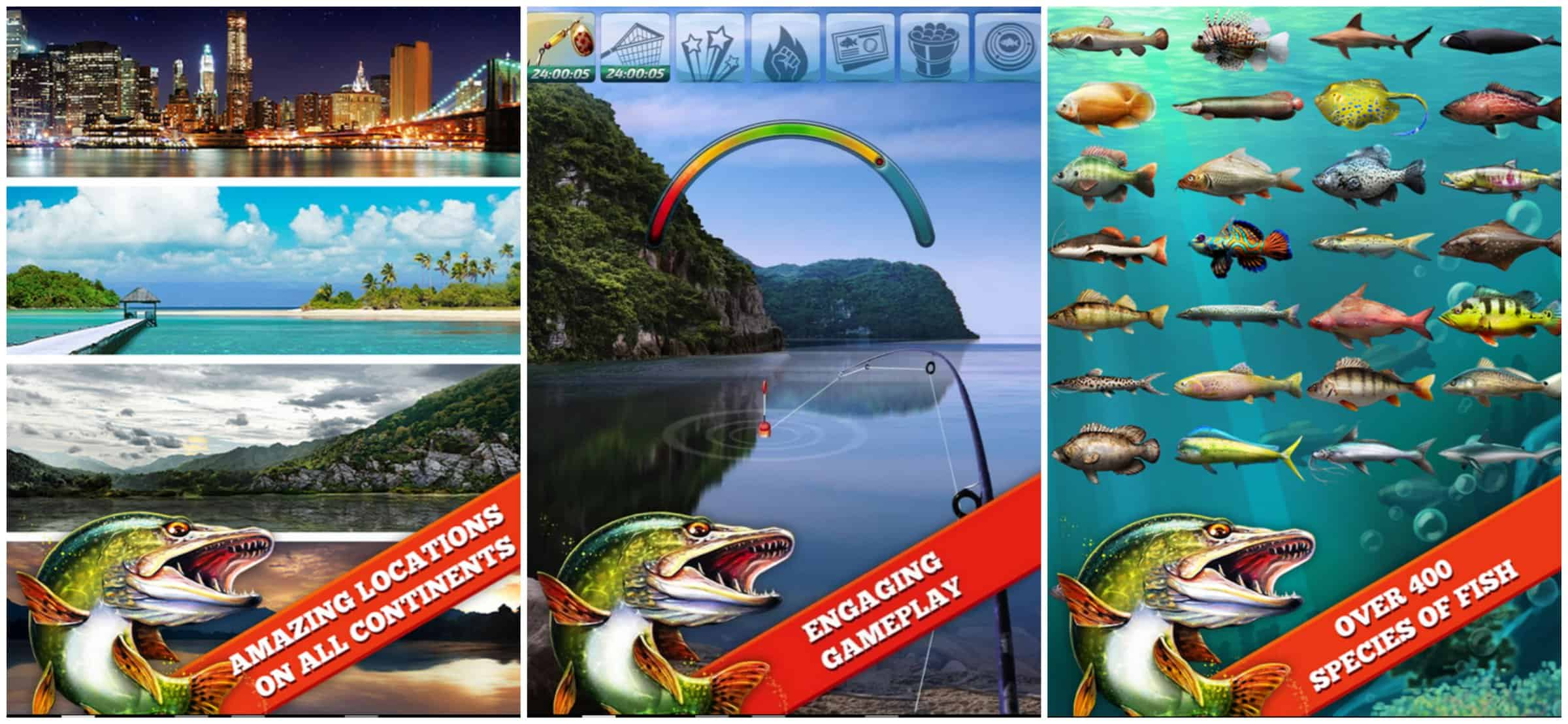 Let's Fish - Sports Fishing