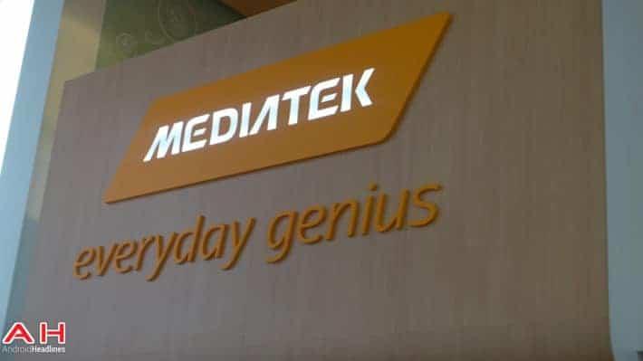 Mediatek Logo AH31