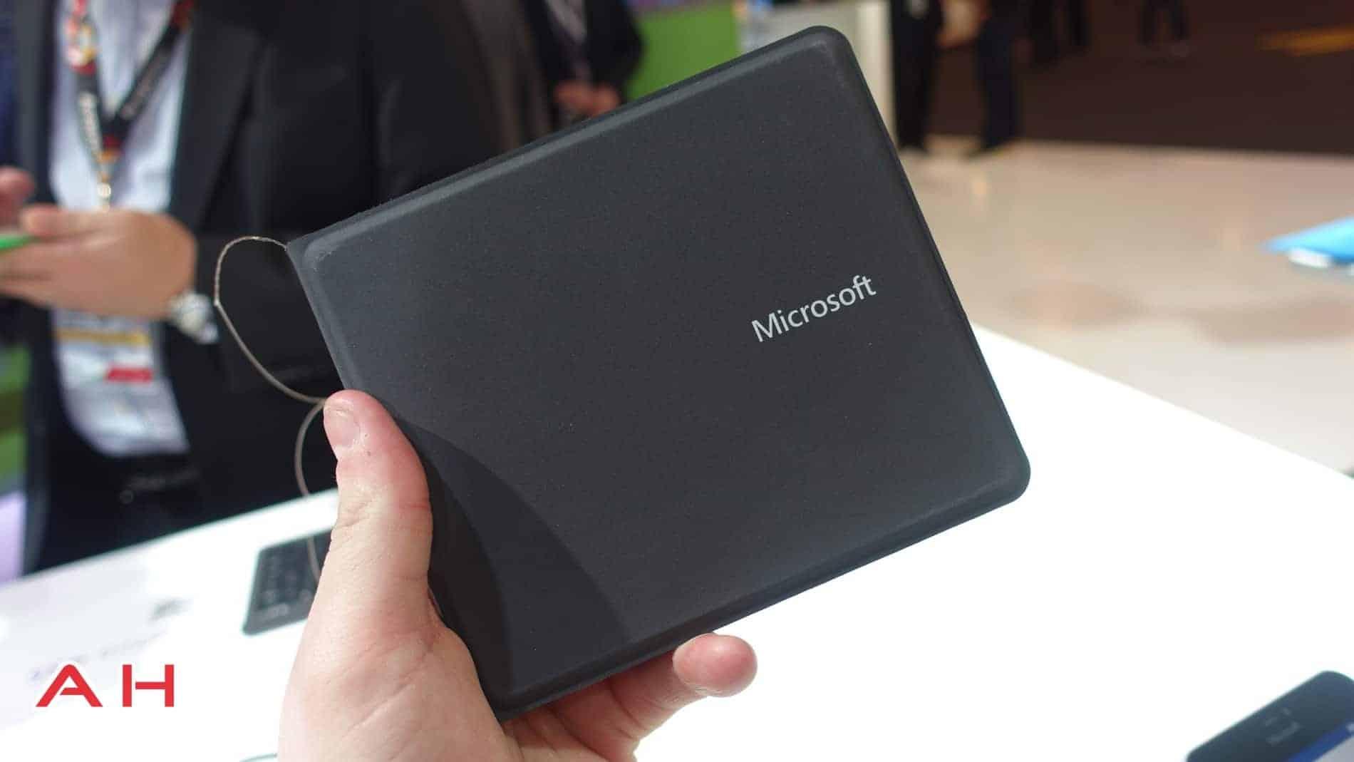 Microsoft Folding Keyboard AH 03