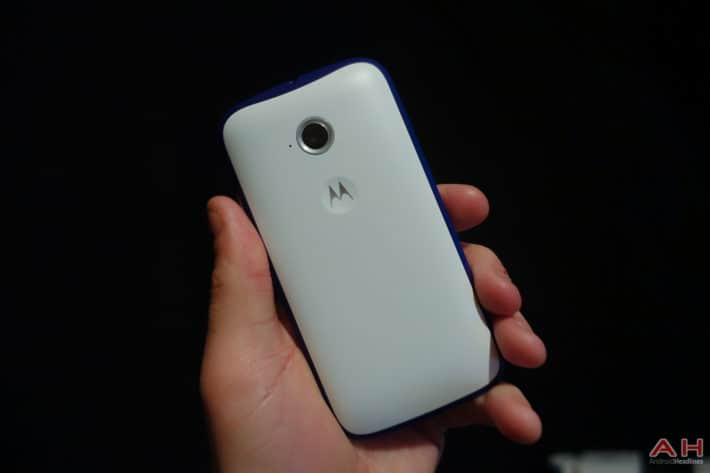 AT&T Moto E LTE Soak Test Begins For Android 5.1