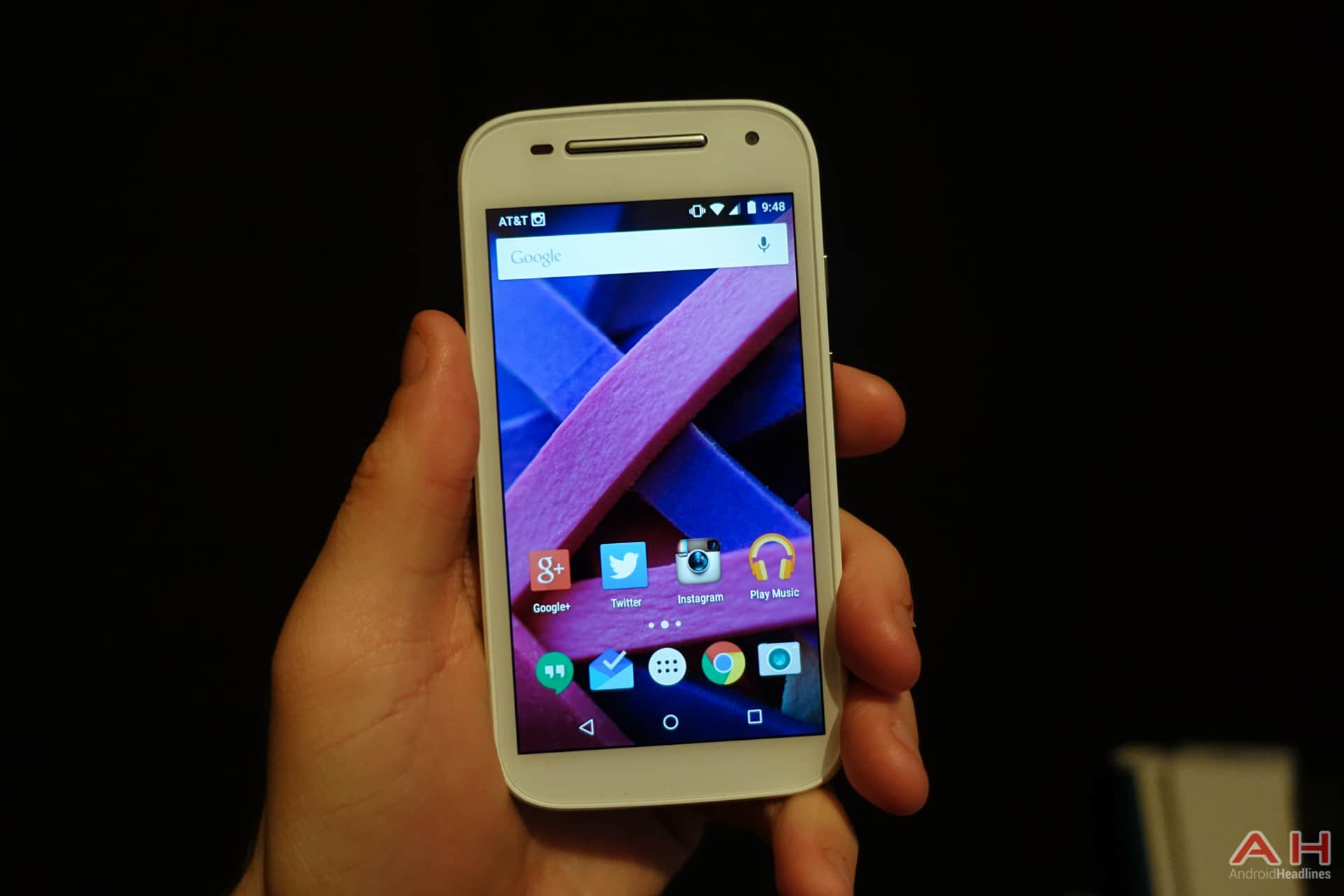 Moto E 4G LTE AH 5