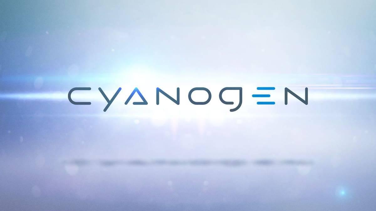 New Cyanogen Logo 1