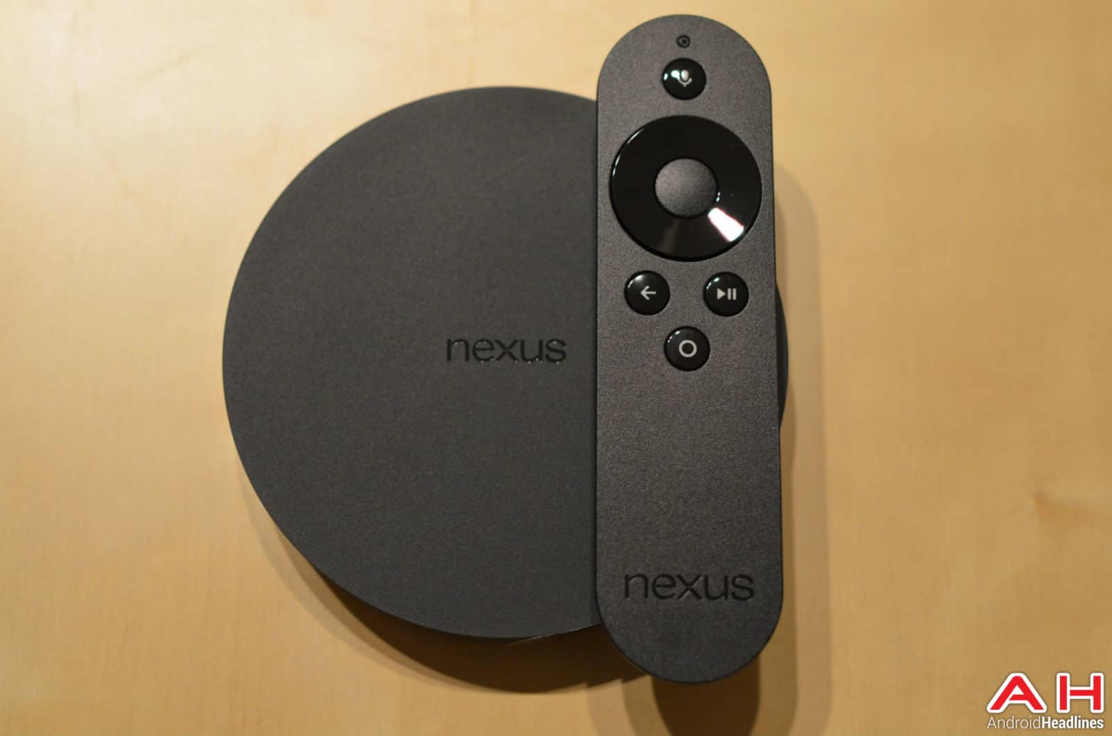 Nexus Player AH3