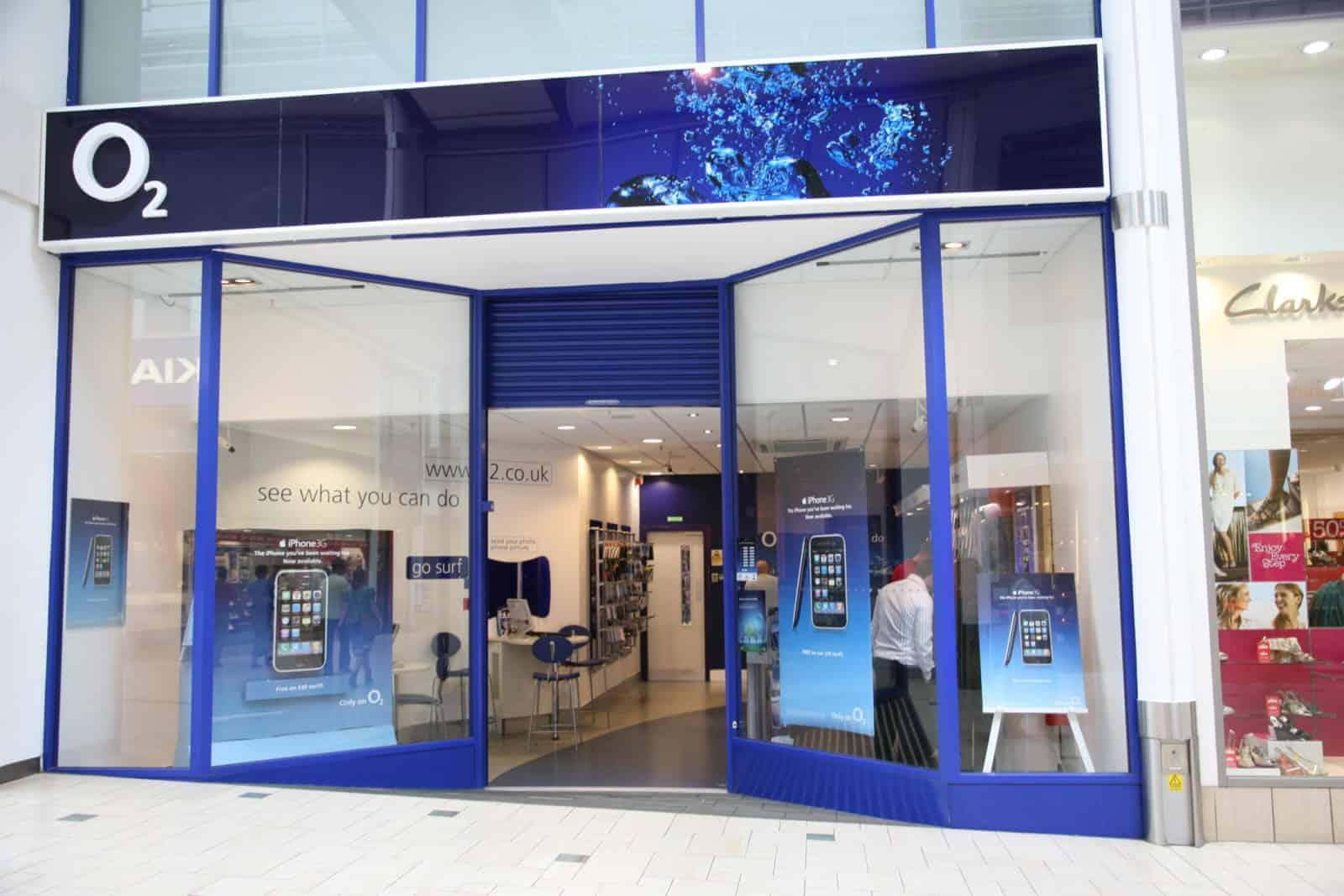 O2 UK Store