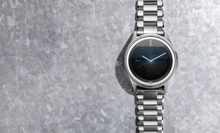 Olio's Model One Smartwatch Is Versatile And Pricey Starting At $600