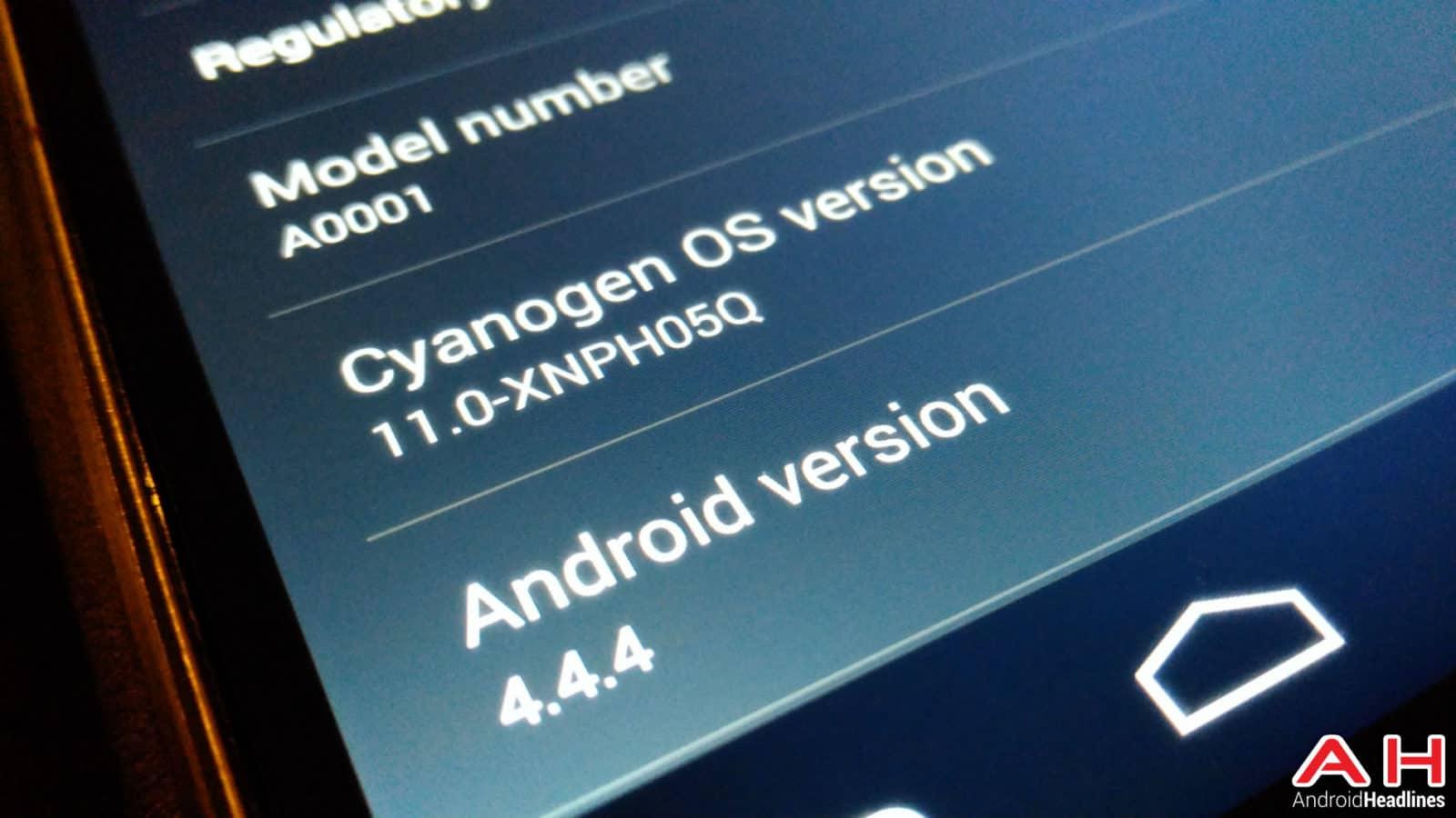 OnePlus 4.4 AH