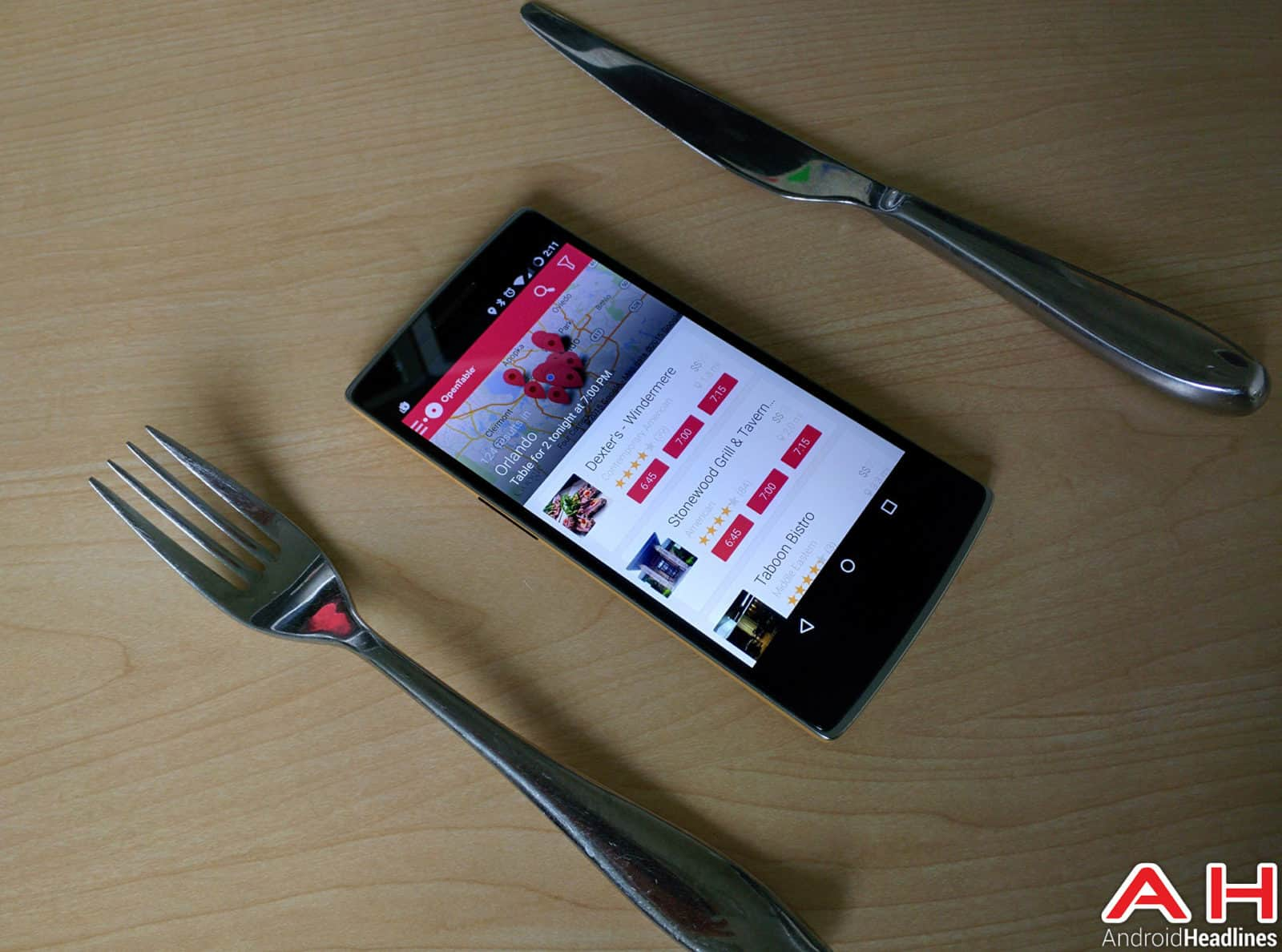 OpenTables Latest Update Adds Pay With OpenTable To The App - Open table app for android