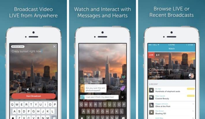 Live Streaming App Periscope Is Finally Launched By Twitter