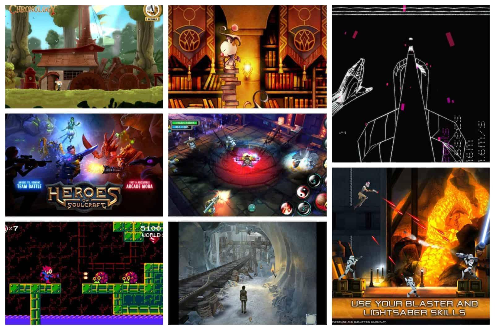 AH Top New Games