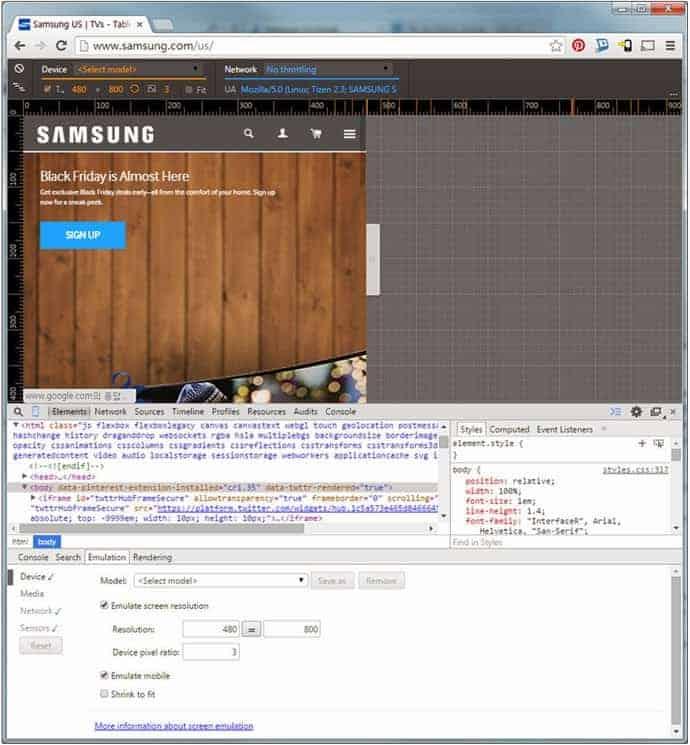Samsung Browser 1.0 (2)