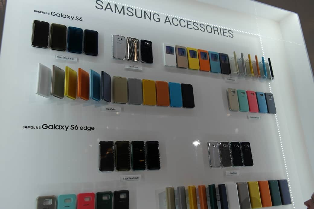 Samsung Galaxy S6 accessories 2