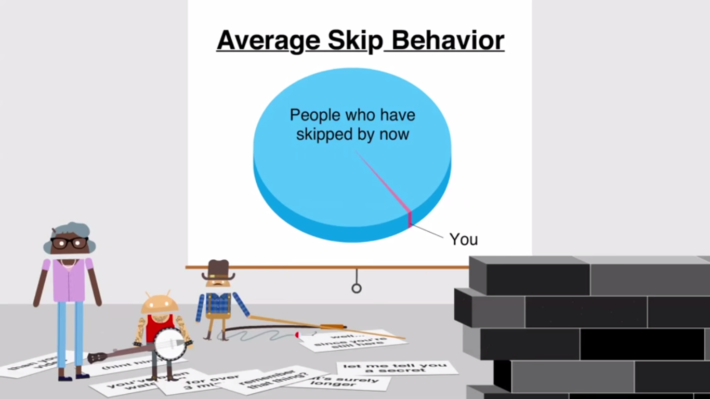 "Android Video ""And Skip"" Tries To Encourage You To ""Skip Ad"" On YouTube"
