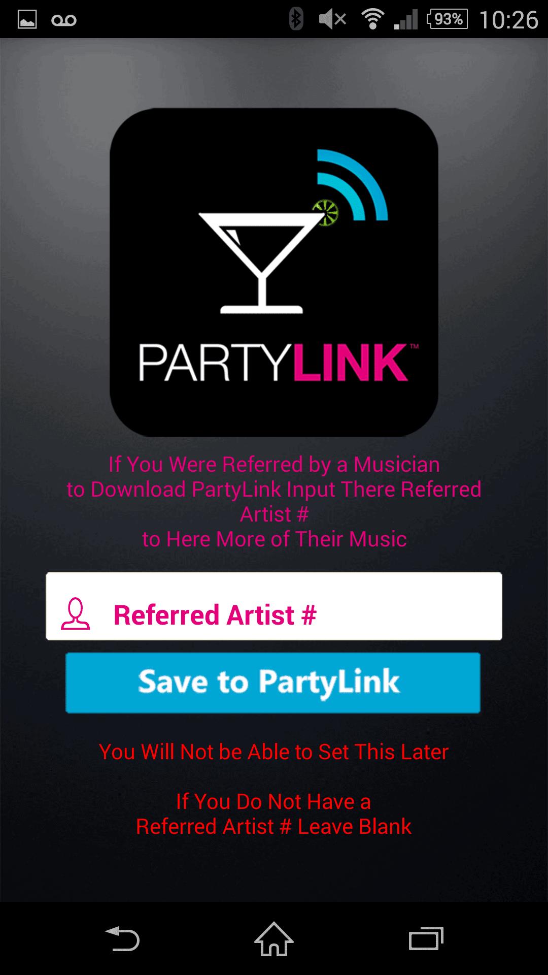 PartyLink
