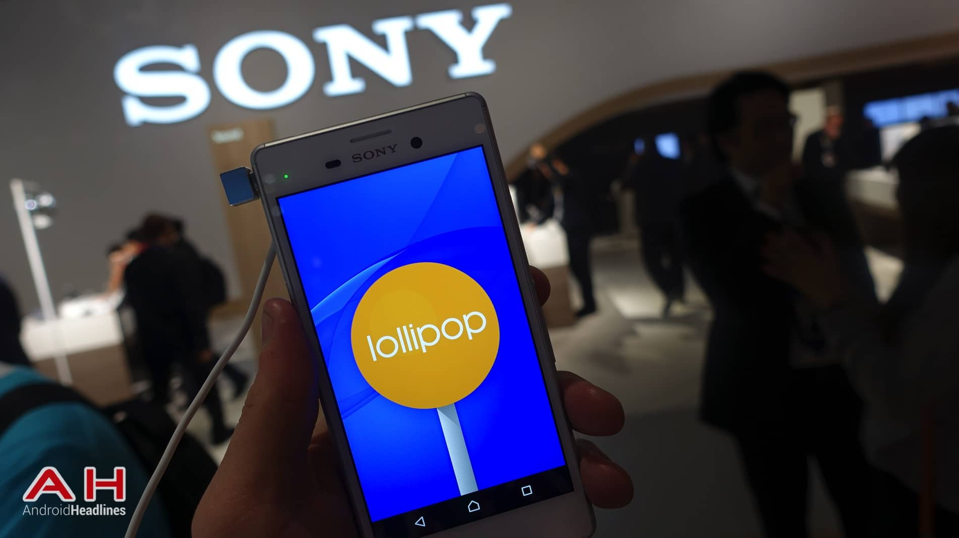 Sony Lollipop AH 06