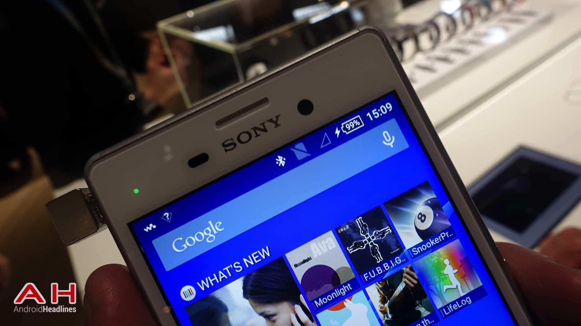 Sony Xperia M4 Aqua AH 02