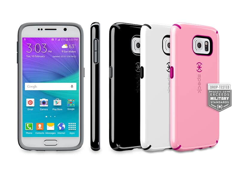Speck SamsungS6 CandyShell Family