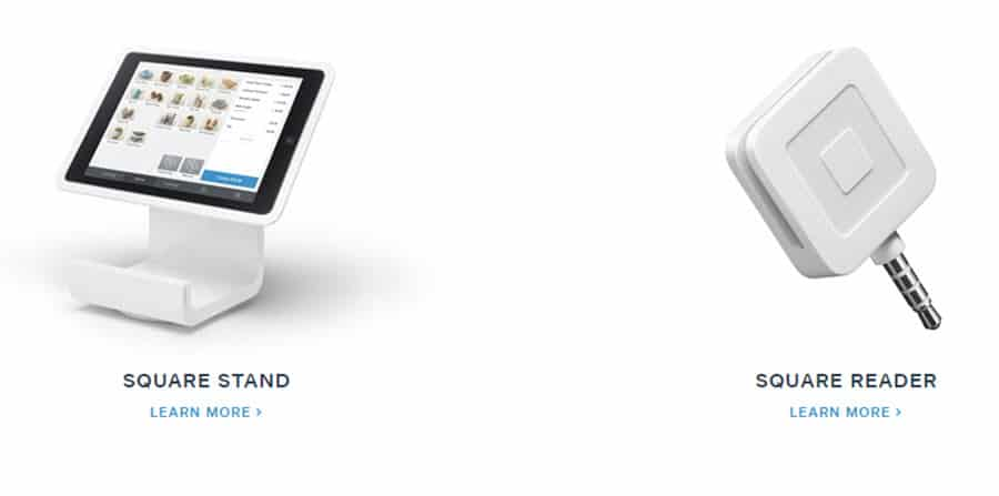 Square POS Stand or Reader
