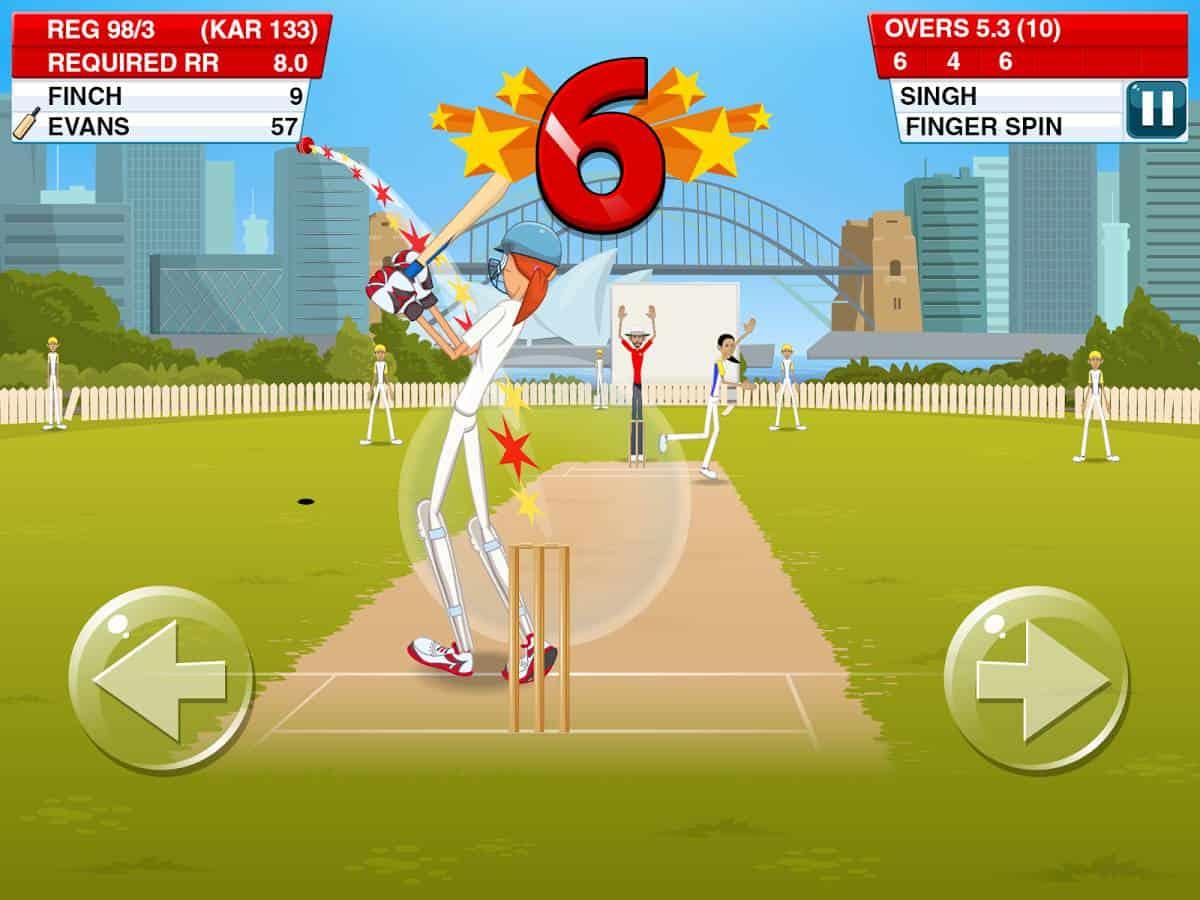 Strick Cricket 2