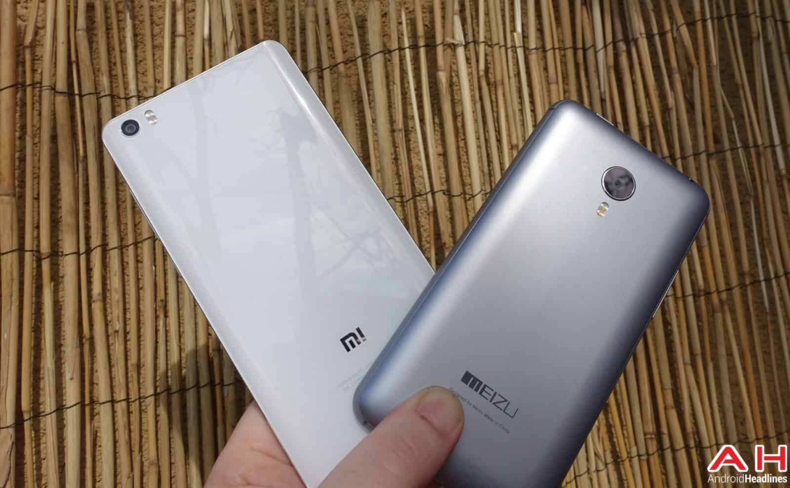 Top 10 Chinese Smartphone Monthly