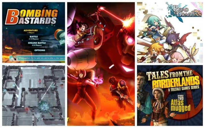 Top New Android Games Of The Week – March 20th Edition