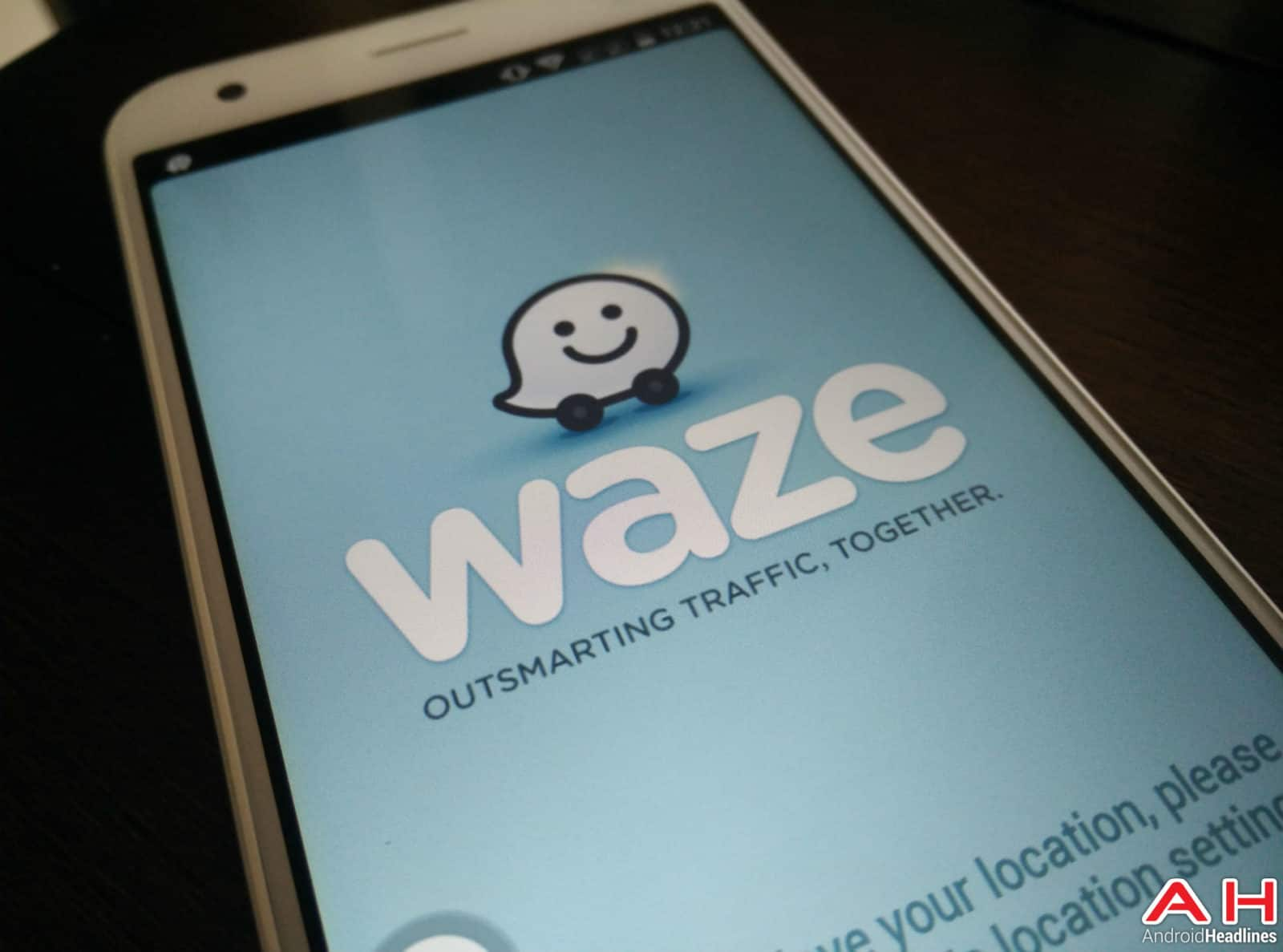 updated waze app with new looks coming soon to android. Black Bedroom Furniture Sets. Home Design Ideas