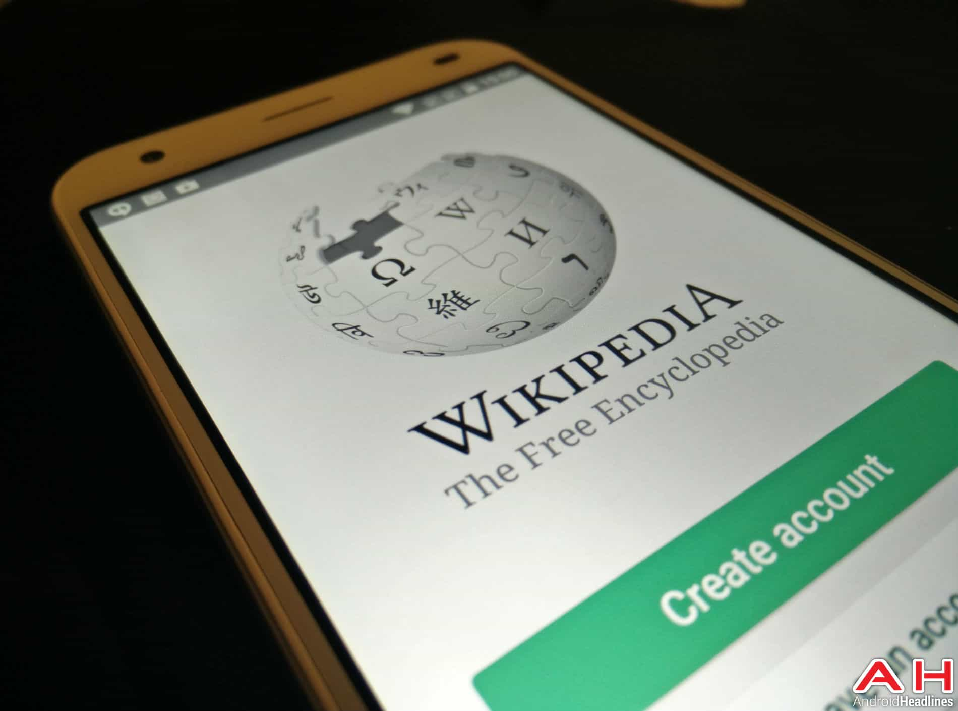 Wikipedia AH