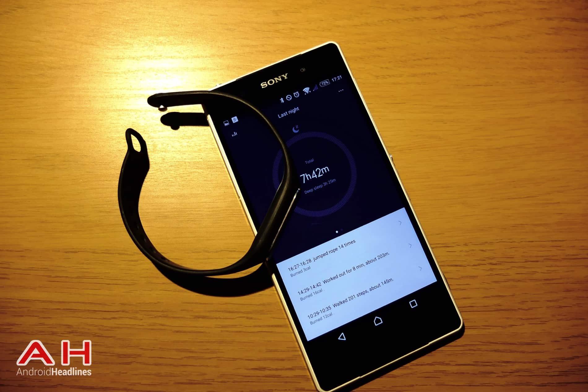 Xiaomi MI Band AH 11
