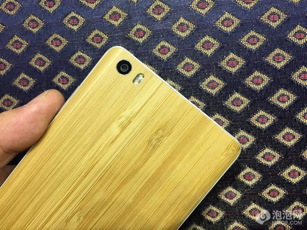 Xiaomi Mi Note bamboo version PCPop image 6