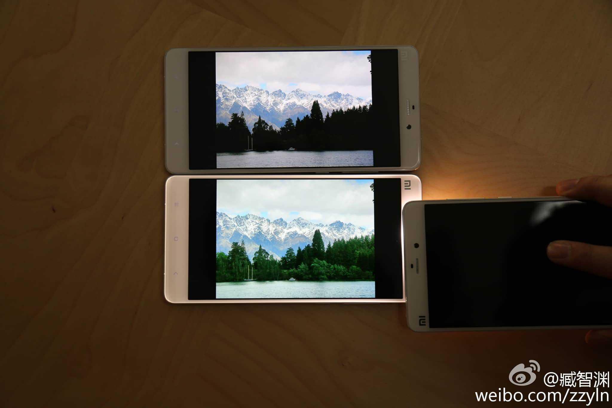 Xiaomi Mi Note dynamic contrast 4