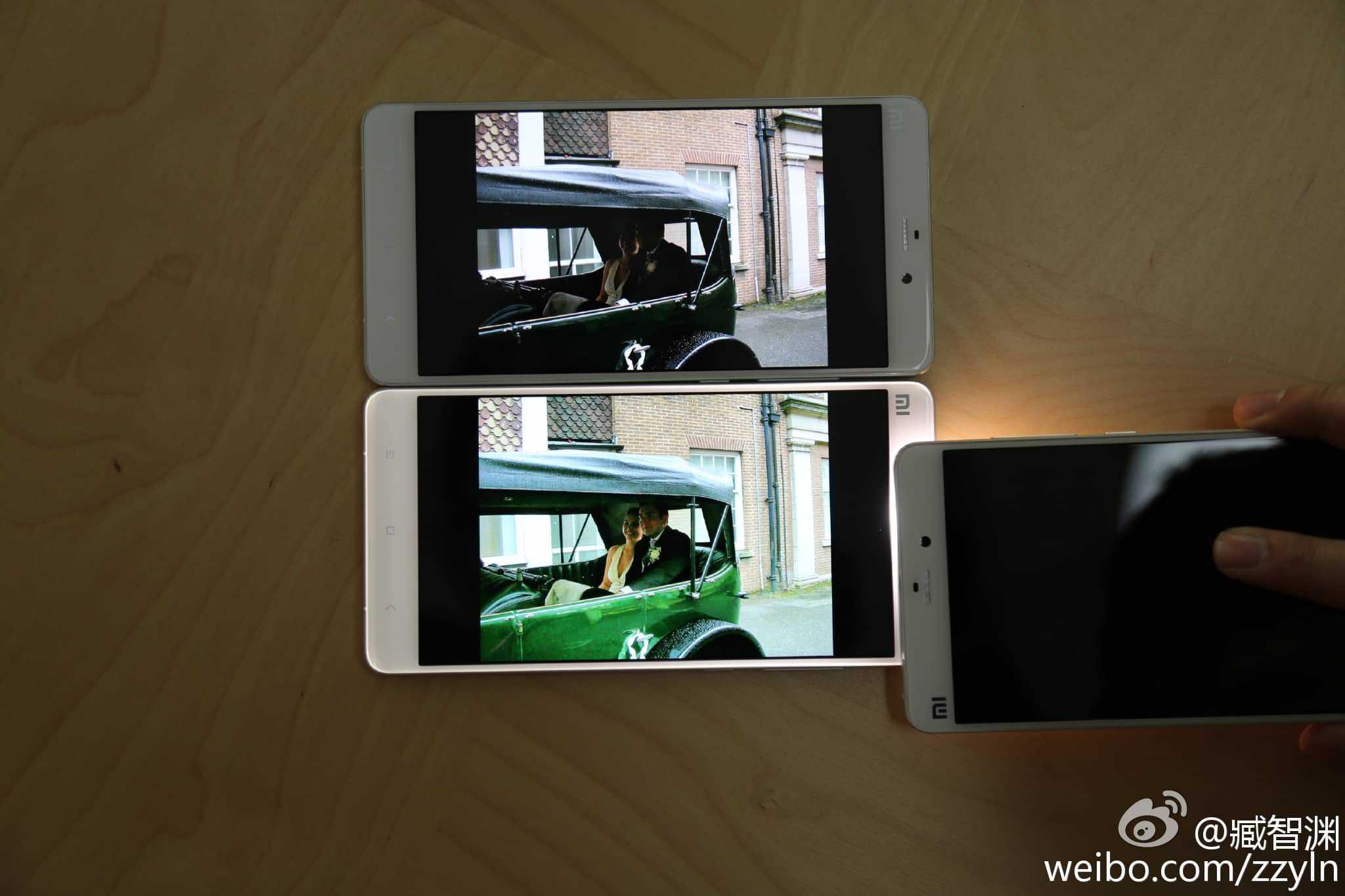 Xiaomi Mi Note dynamic contrast 6