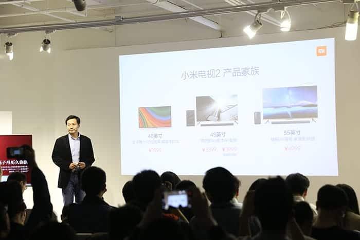 Xiaomi Mi TV 55 inch 4K 2015 2