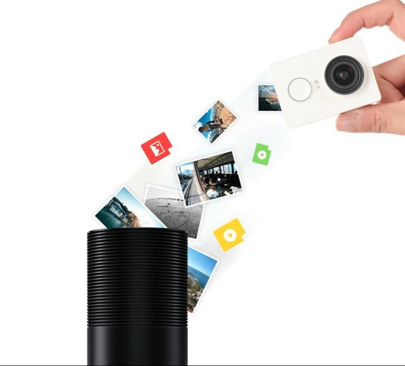 Xiaomi Yi Action camera 4