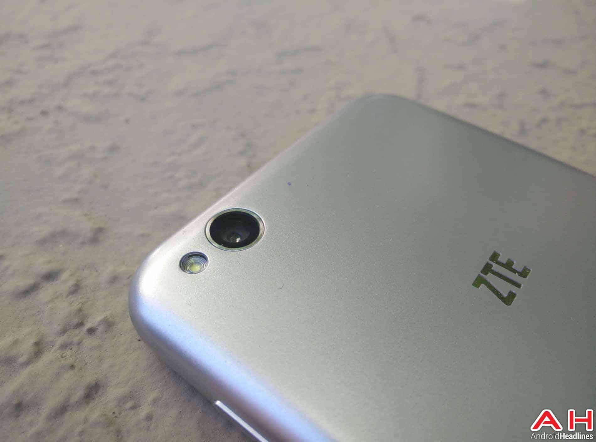ZTE Blade 6 AH Camera