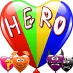 Sponsored Game Review: Balloon Hero – Valentine