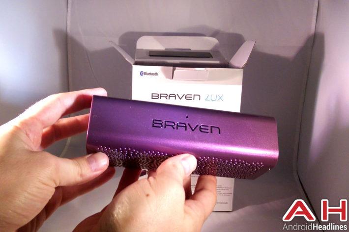 Unboxing the Braven LUX Wireless Bluetooth Speaker