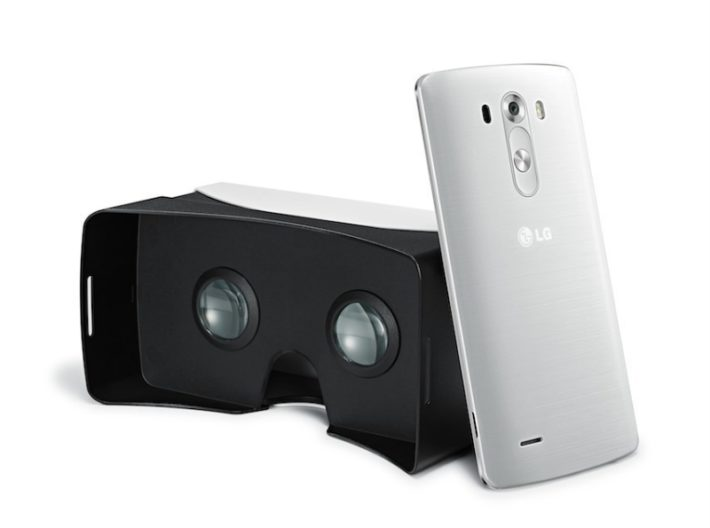 LG Announce LG G3's Now Purchased In The U.S. Come With Free VR Headset