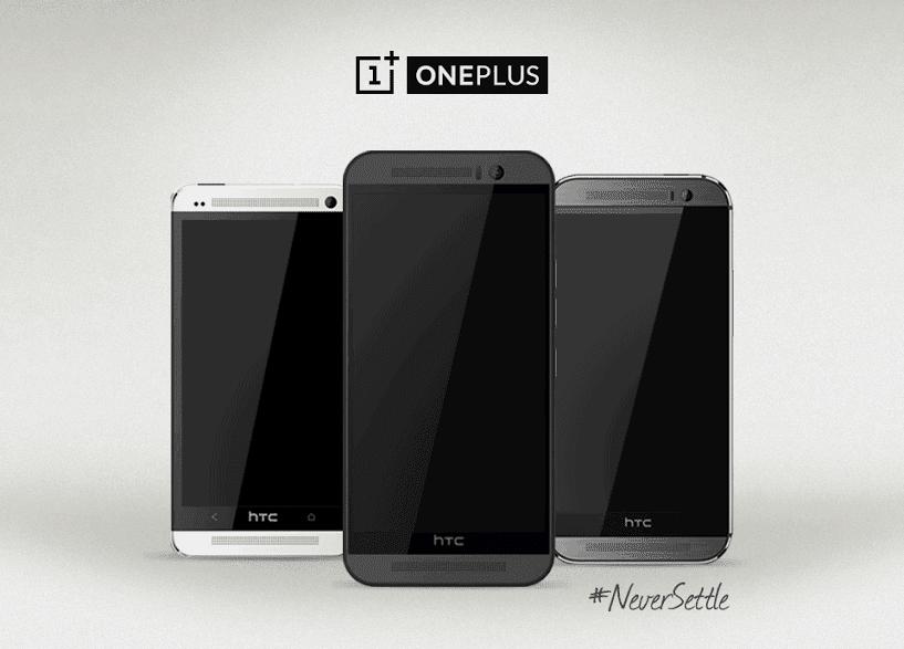 oneplus HTC