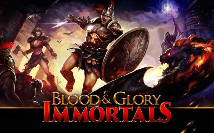 Android Game Of The Week: Blood And Glory: Immortals