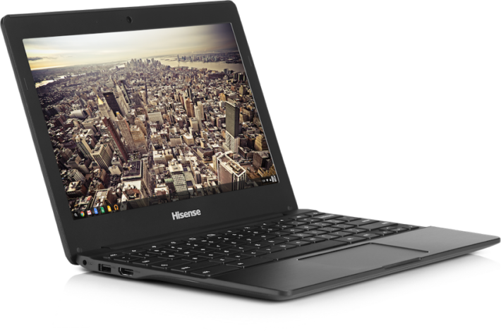 Google And Hisense Announce The First Ever Hisense Chromebook For $149