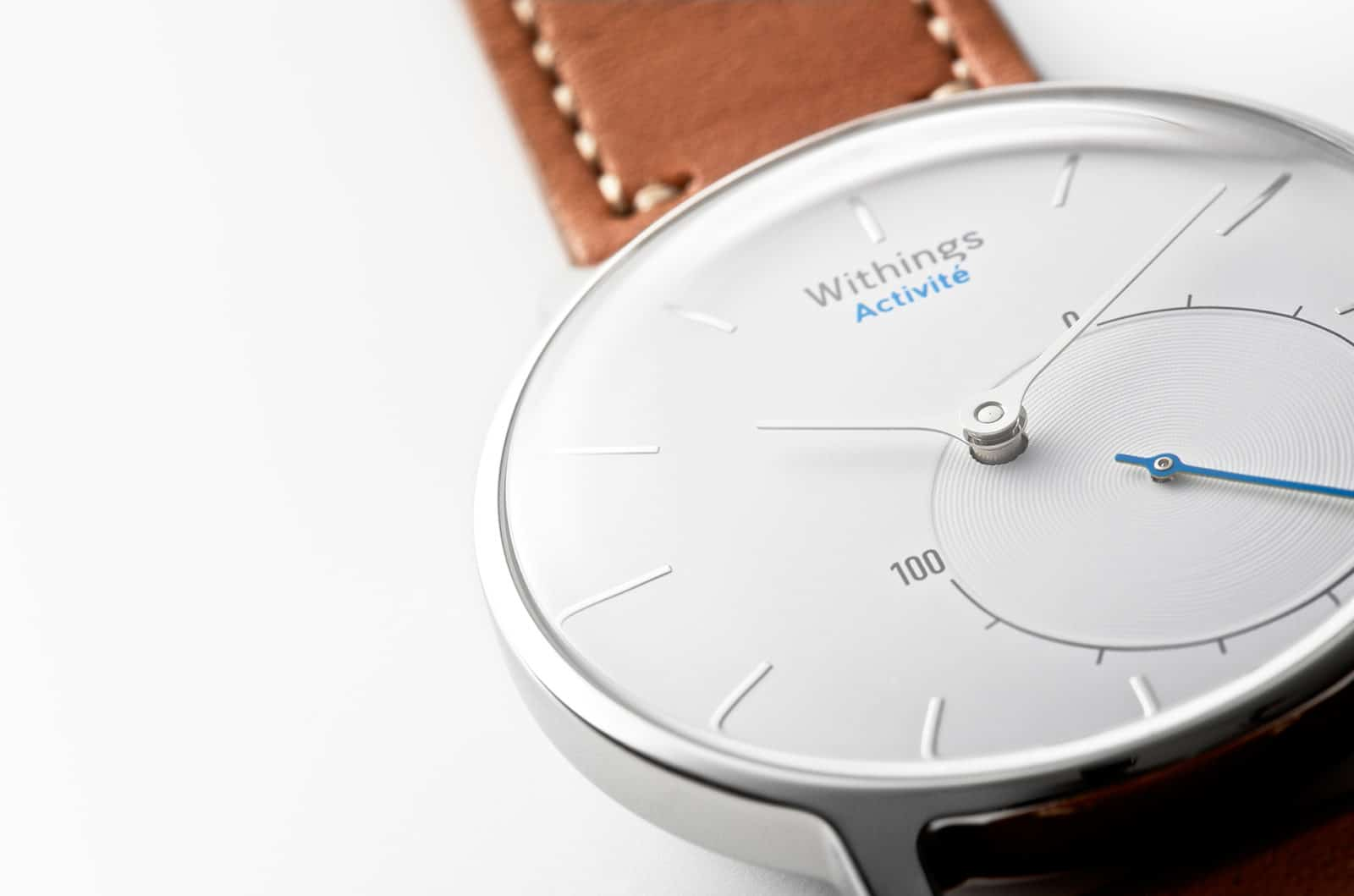 withings activite fitness smartwatch