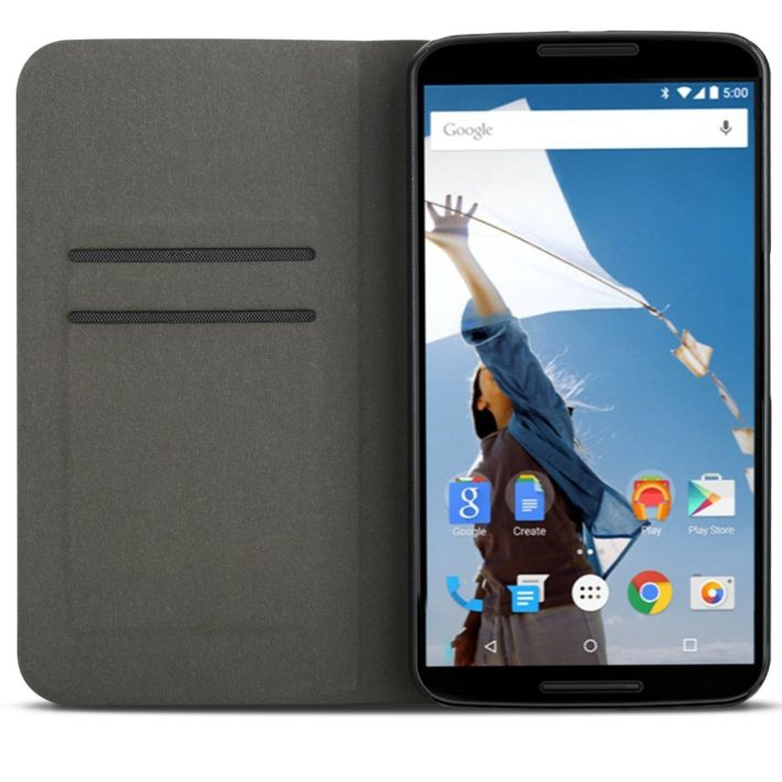 Case of the Week: Poetic Leather Flip Case for the Google Nexus 6