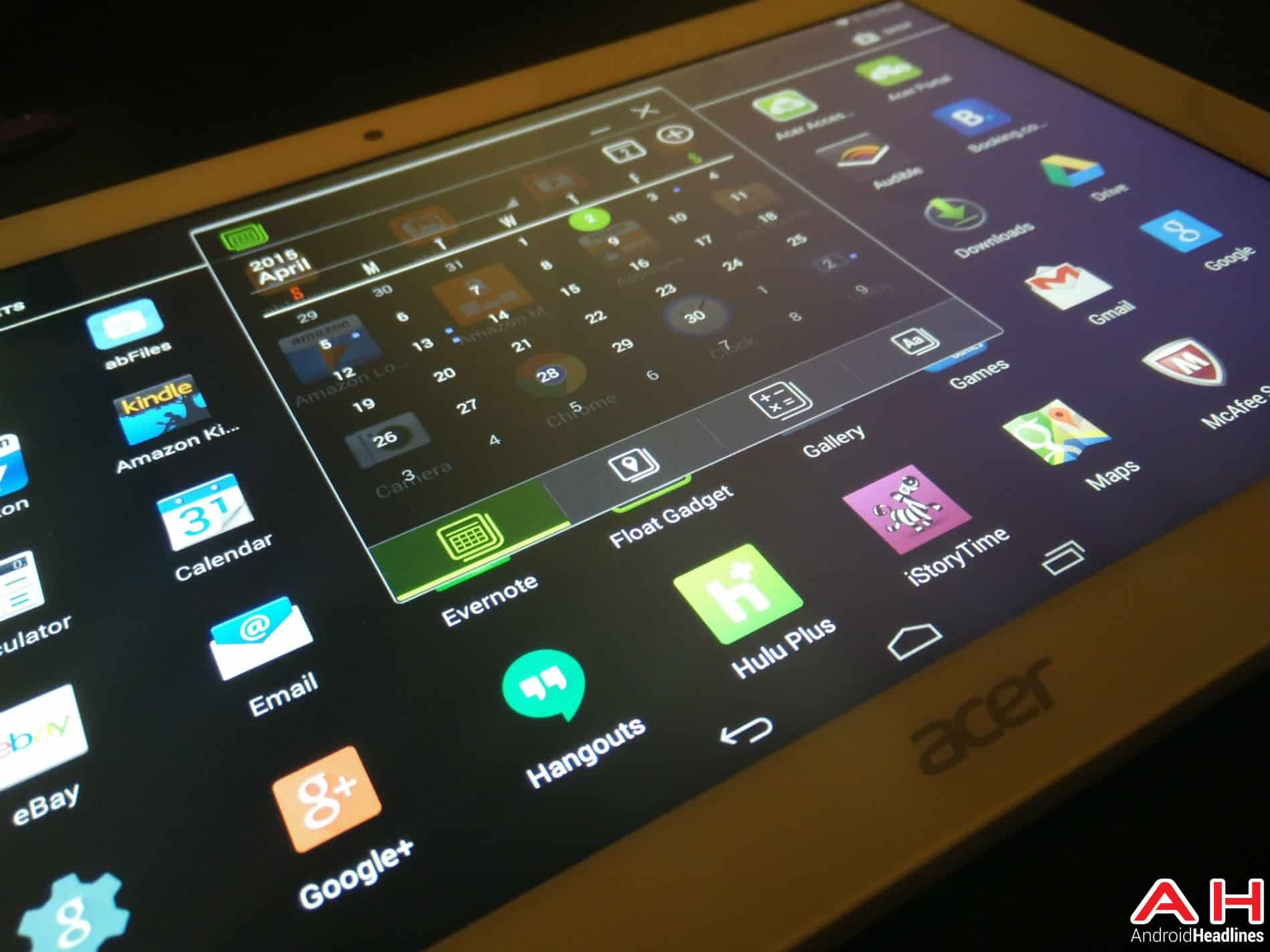 Acer Iconia Tab 10 AH 11