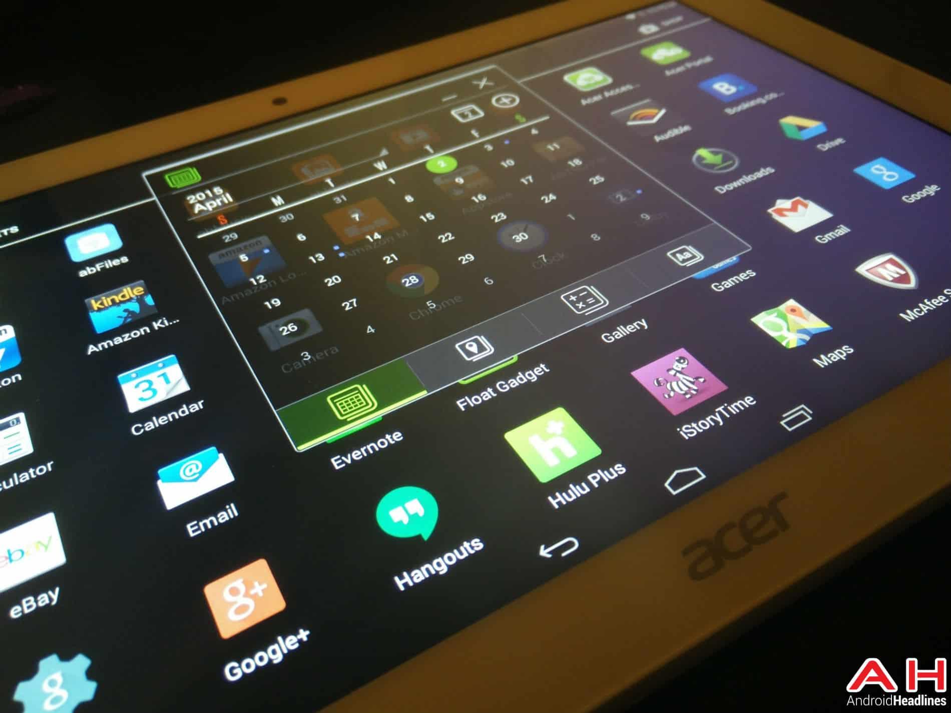 Acer Iconia Tab 10 AH 11