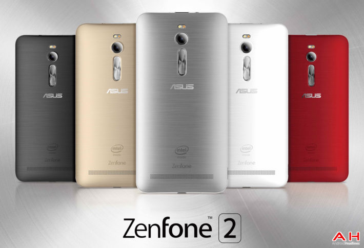 Asus Increases Internal Sales Target For 2015 Smartphone Sales Based On ZenFone 2's Early Success