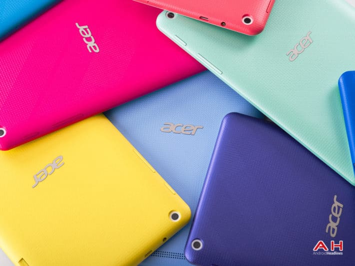 Acer Announces Their New 8-Inch Iconia One 8 B1-820 Tablet With Zero Air Gap Technology