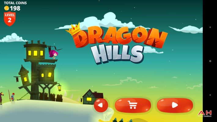 Android Game Of The Week: Dragon Hills