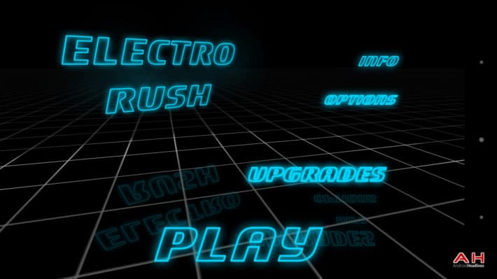 Android Game Of The Week: Electro Rush