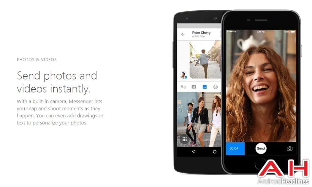 AH FaceBook 04 Leaked Material Design Send Photo and Video 10