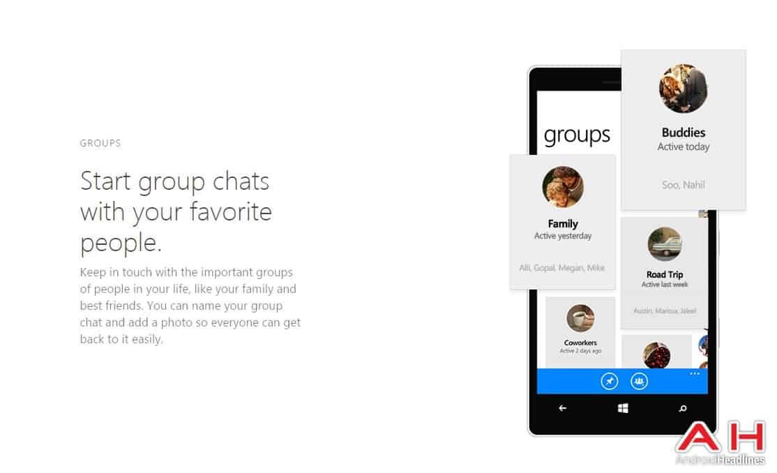 AH FaceBook 07 Leaked Material Design Group Chat 13